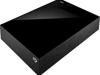 Seagate Desktop 8TB External Hard Drive HDD a USB 3 0 for PC  laptop And Mac  1 Year Rescue Service  STGY8000400  Black