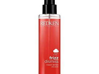 Redken Frizz Dismiss Instant Deflate Oil In Serum   For Frizzy Hair   Enhances Smoothness   Shine   With Babassu Oil