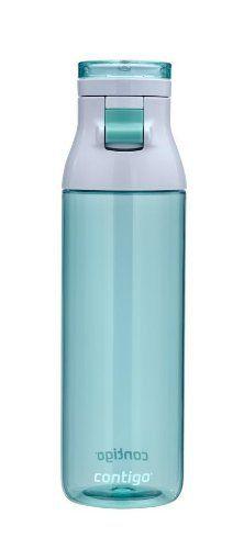 Contigo Jackson Reusable Water Bottle  24 Oz  Greyed Jade