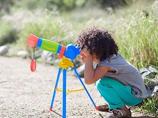 Educational Insights GeoSafari Jr  My First Telescope  STEM Toy for Kids  Telescope for Kids  Ages 4