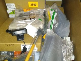 BOX OF MISC ITEMS