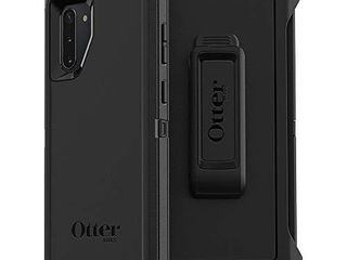 OtterBox Defender Series Screenless Edition Case for Galaxy Note10  NOT Plus  Black