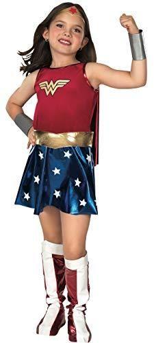 Super DC Heroes Wonder Woman Child s Costume  large