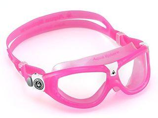 Aqua Sphere Seal Kid 2 Swim Goggle  Clear lens Pink Frame