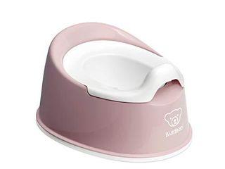 BabyBjArn Smart Potty  Powder Pink White