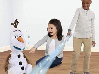 Disney Frozen 2 Follow Me Friend Olaf   Brown Mailer