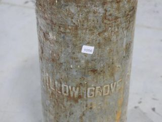 WIllOW GROVE CREAM CAN