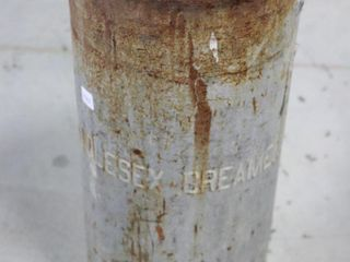 MIDDlESEX CREAM CAN