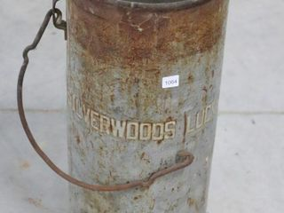 SIlVERWOODS lUCKNOW CREAM CAN