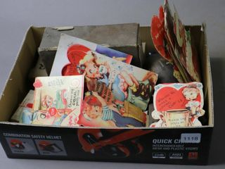 BOX OF EARlY VAlENTINES