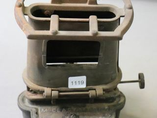 EARlY MCClARY CAMP STOVE 6 X10