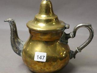 TEA POT MARKED THEIFRES KOUTBIA