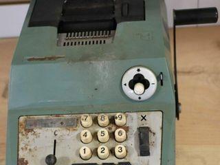 RECEIPT MACHINE 7X12X5
