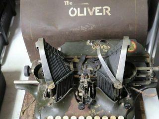 THE OlIVER TYPEWRITER NO  5