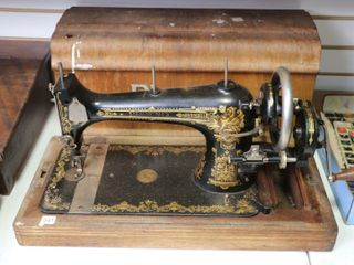 PHOENIX SEWING MACHINE WITH CASE