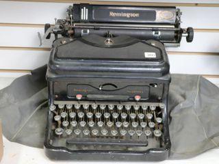 REMINGTON NOISElESS TYPEWRITER