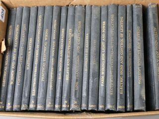 lOT OF 18 INTERNATIONAl lIBRARY BOOKS
