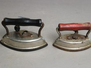 TWO MINI DOVER lACE AND DOllY IRONS