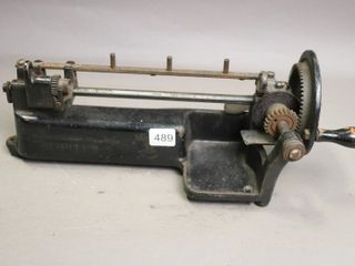 JUPITER NO 2 CAST PENCIl SHARPENER 12  lONG