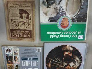 4 BOOKS   WIlDlIFE  TORONTO lIFE  PURE FUN AND