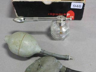 REXAll THROAT AND NASEl ATOMIZER WITH BOX