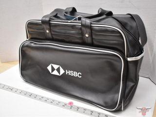 Vinyl Travel Bag