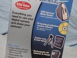 Accessory Pack for Digital Cameras