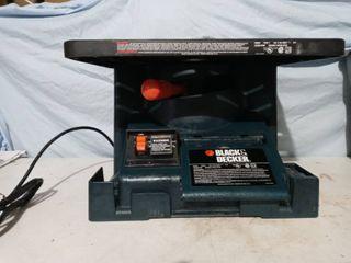 Black   Decker Router