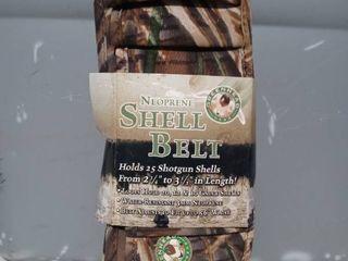 Neoprene Shell Belt