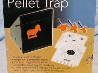 Beeman Pellet Trap Target