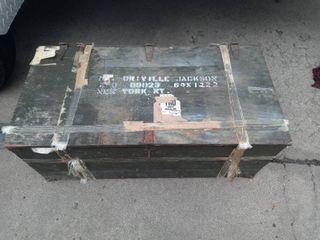 Vintage Trunk locker Box