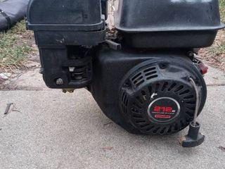 212cc Motor
