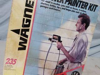 Wagner Power Painter Kit