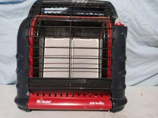 Mr Heater Big Buddy Portable Propane Heater