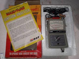 Vintage Ignition Analyzer