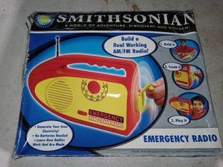 Smithsonian Emergency Radio