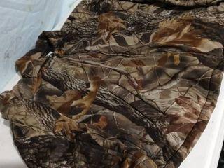 Stormkloth brand hunter jacket