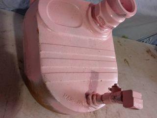 2  cast iron Water pump