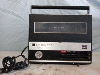 Concord Radio RadioCorder recorder