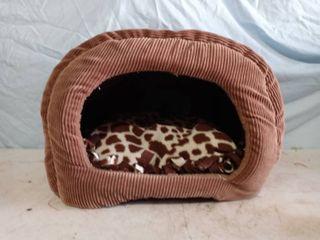 Dog carrier  bed