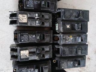 lot of circuit breakers