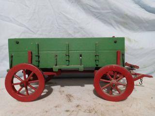 Decorative wagon