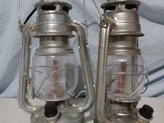 2 Brooklyn lanterns