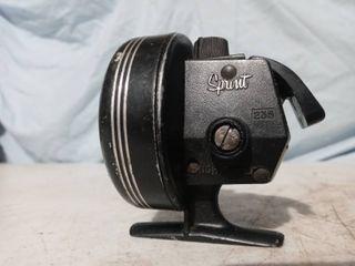 Vintage Johnson Spirit Fishing Reel