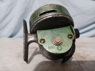 Vintage Johnson Century Fishing Reel