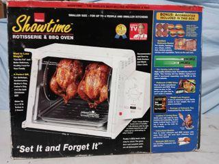Rotisserie   BBQ oven Ronco