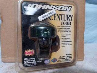 Johnson Century 100B fishing reel