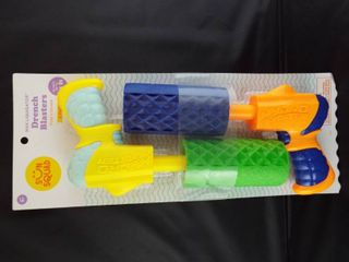 Sun squad drench blasters 2 pack