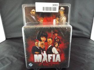 Mafia vendetta card game