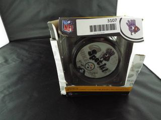 NFl Steelers spot it matching card game